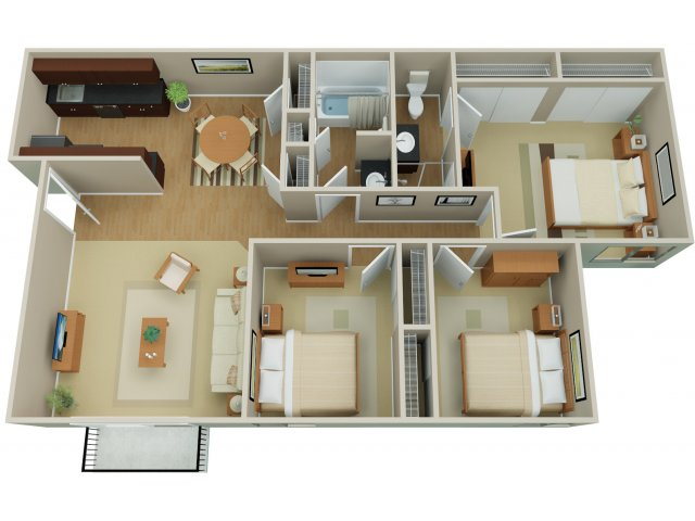 Floor Plan 5 | Arvada Green