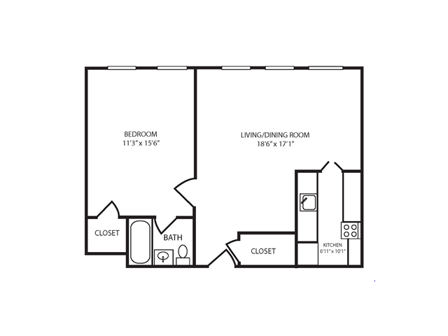 Floor Plan 7 | The Seneca