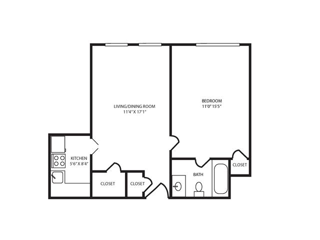 Floor Plan 29 | The Seneca