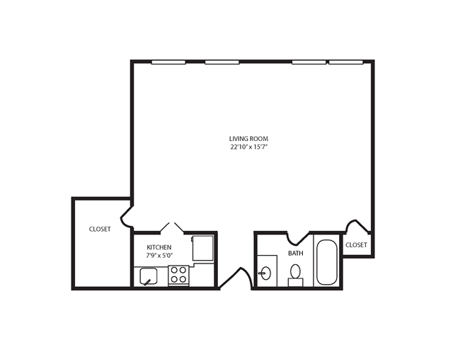Floor Plan 30 | The Seneca