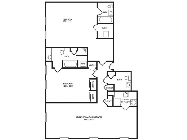 Floor Plan 2 | The Seneca