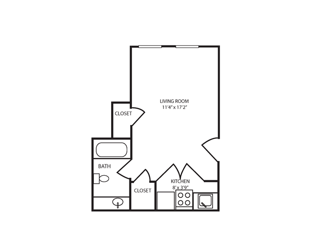 Floor Plan 23 | The Seneca