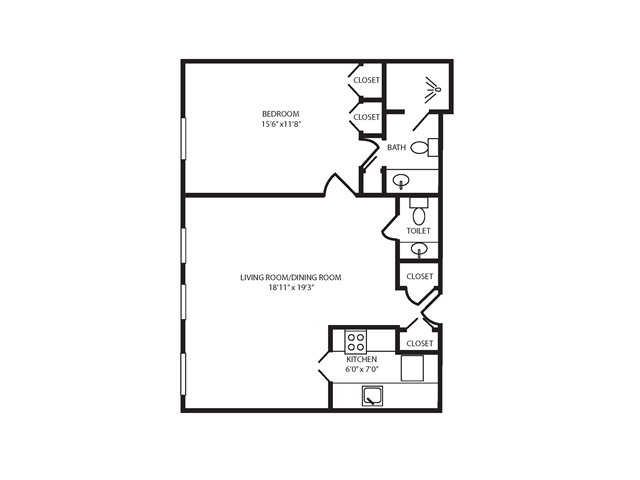 Floor Plan 33 | The Seneca