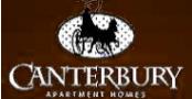 Canterbury Apartments  Logo 2