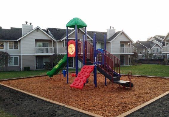 Canterbury Apartments  Community Playground 2