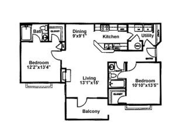 one two and three bedroom apartments in aurora co