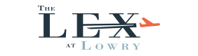 The Lex at Lowry Logo