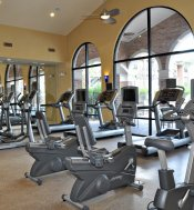 Fitness Center at San Paloma 4
