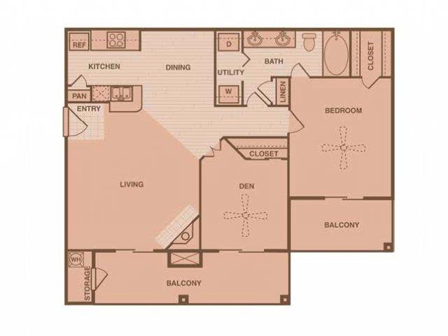 Floor Plan | Retreat at Westchase