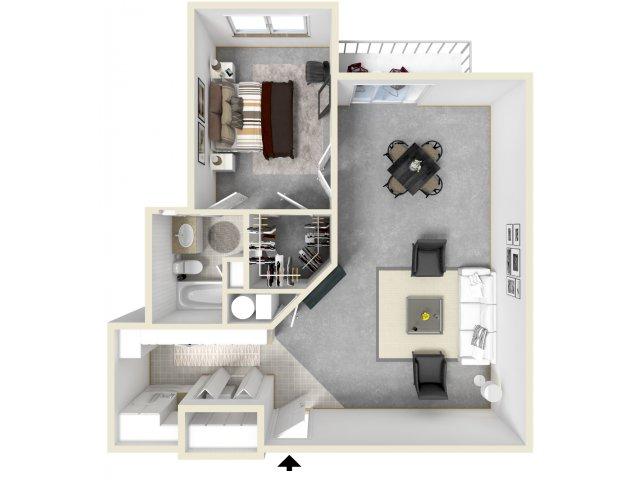 Floor Plan 19 | Tempe Metro