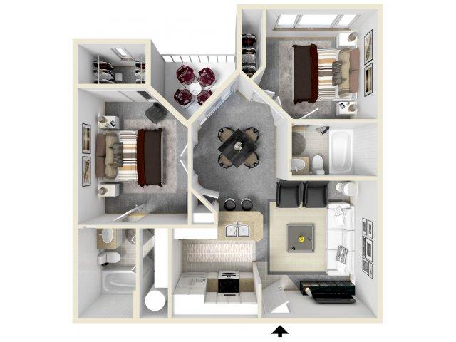 Floor Plan | Tempe Metro
