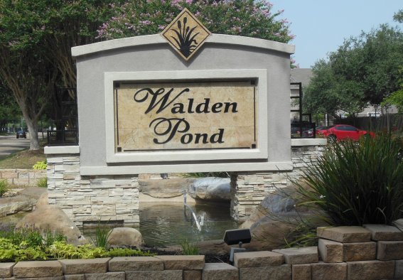 Apartments in Houston For Rent | Walden Pond and the Gables