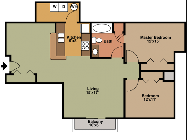 Floor Plan | Eagles Landing
