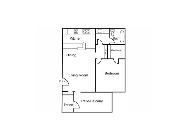 Floor Plan | Mountainback