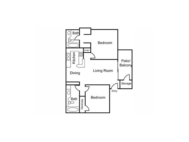 Floor Plan 3 | Mountainback