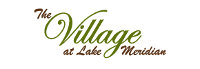The Village at Lake Meridian Logo