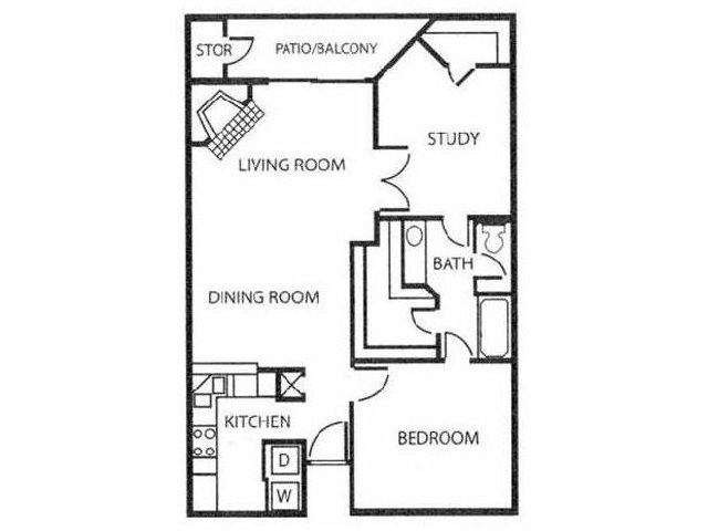 Floor Plan 2 | Reserve at Windmill Lakes