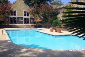 Swimming Pool at Copper Creek Apartments