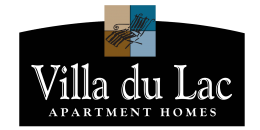 Villa du Lac Logo