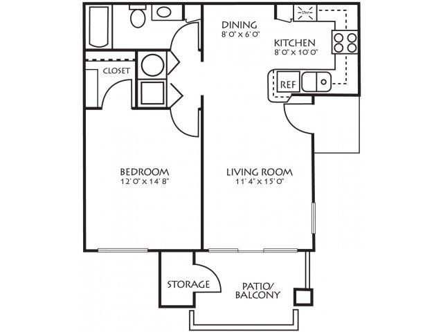 Floor Plan | Palm Valley