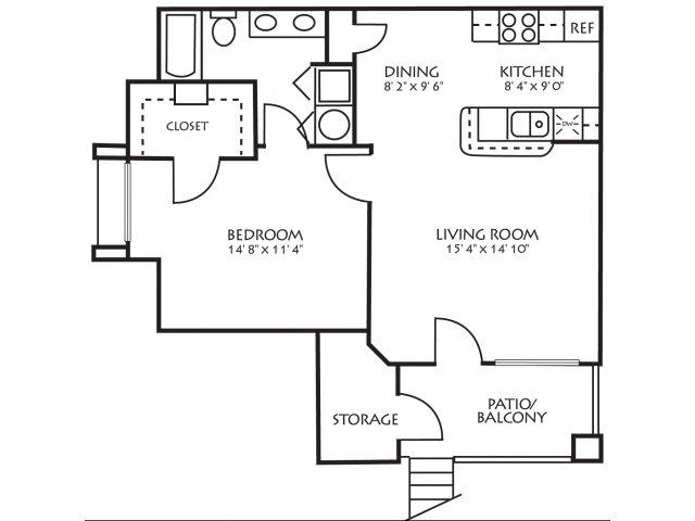 Floor Plan 2 | Palm Valley