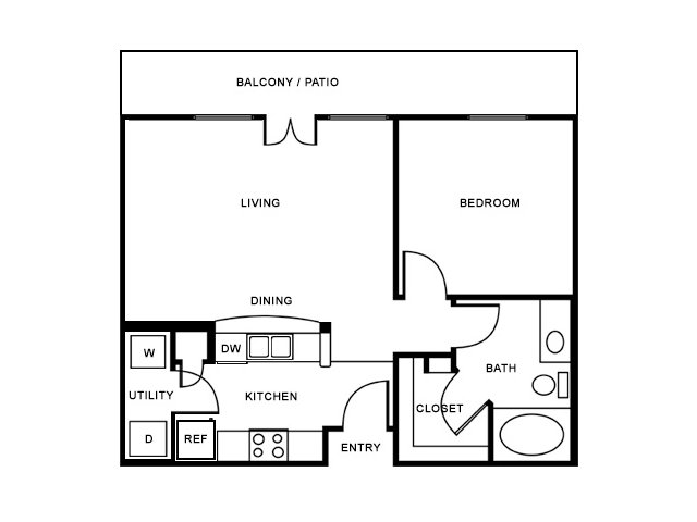 Floor Plan 2 | The Saulet