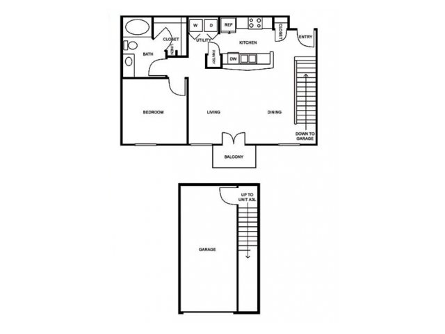 Floor Plan 4 | The Saulet