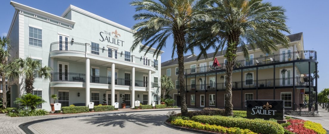 Apartments in New Orleans For Rent | The Saulet