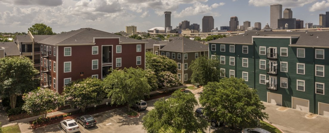 Apartments in New Orleans For Rent | The Saulet 2