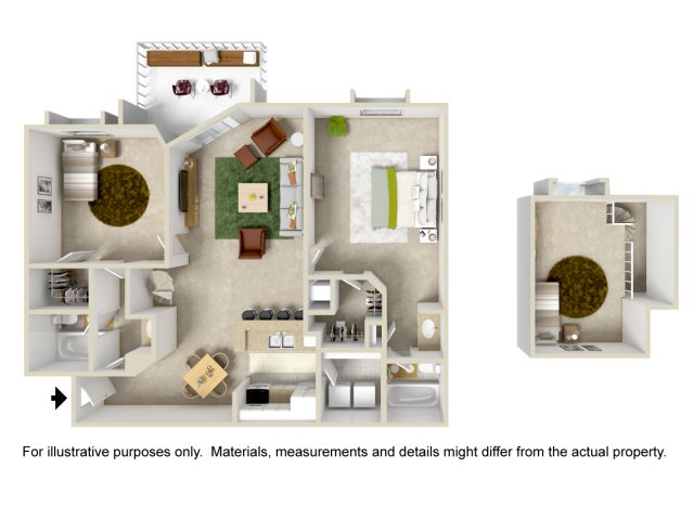Floor Plan 5 | Lakeshore at Altamonte Springs