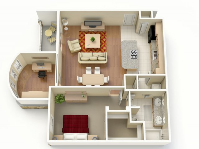Floor Plan 2 | San Paloma