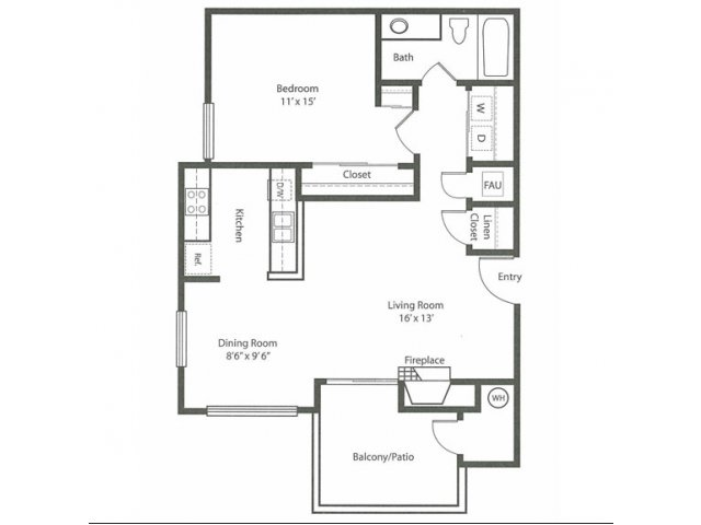 Floor Plan | Cypress Creek