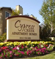 Cypress Creek Rentals in Salinas California