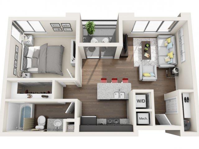 Floor Plan | Park 28