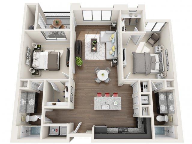 Floor Plan 2 | Park 28