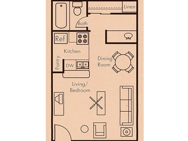 Floor Plan | Biltmore on the Lake