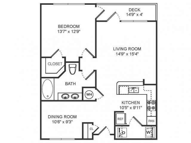 Floor Plan 2 | Sorelle