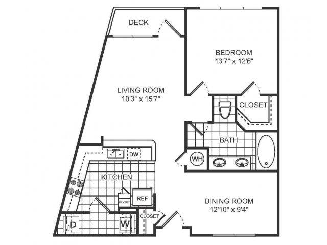 Floor Plan 3 | Sorelle