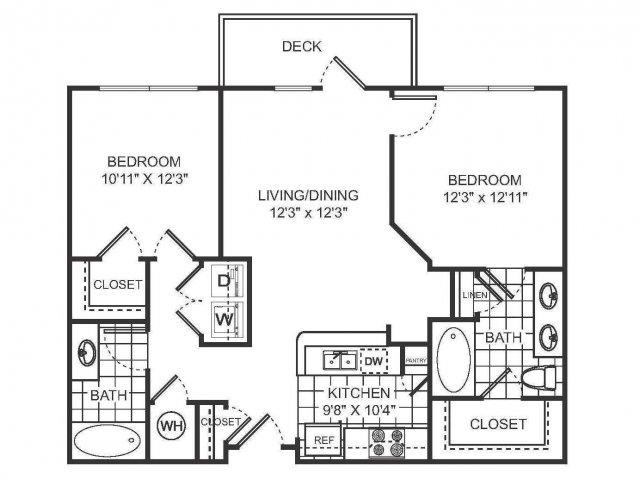 Floor Plan 4 | Sorelle