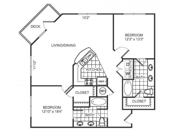 Floor Plan 6 | Sorelle