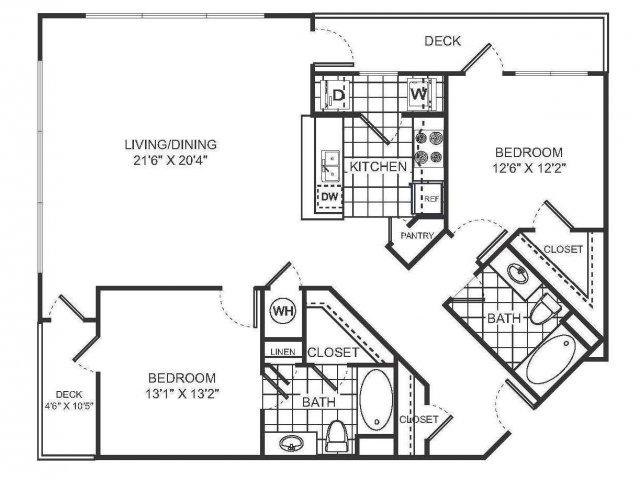Floor Plan   Sorelle 2