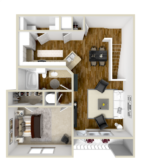 Floor Plan | The Retreat