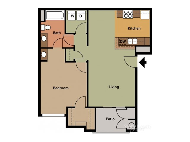 Floor Plan 2 | Tesoro Ranch