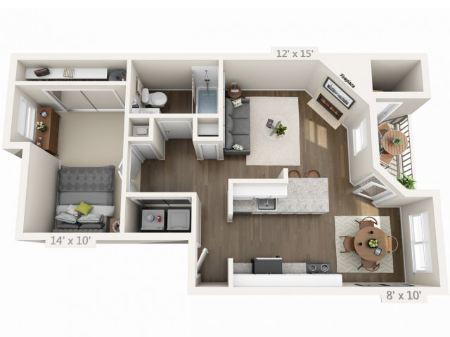Floor Plan | Heatherbrae Commons