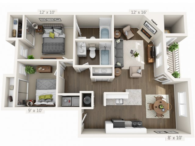 Floor Plan 3 | Heatherbrae Commons