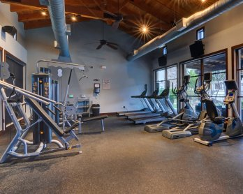 State-of-the-Art Fitness Center | San Antonio Luxury Apartments | Sendera Landmark