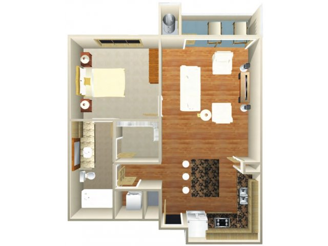Floor Plan 3 | Dominion Post Oak
