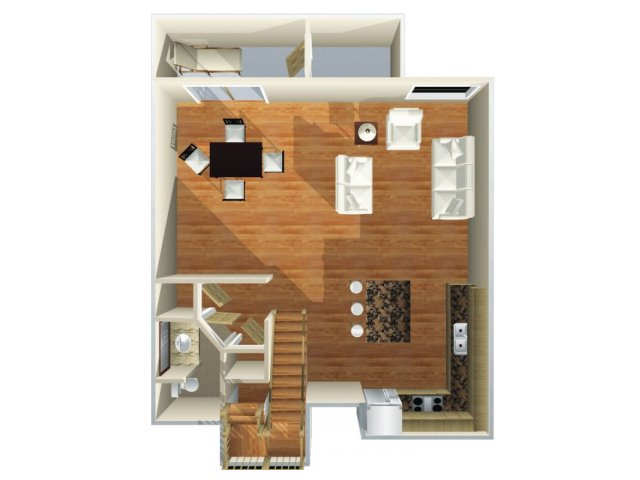 Floor Plan 25 | Dominion Post Oak