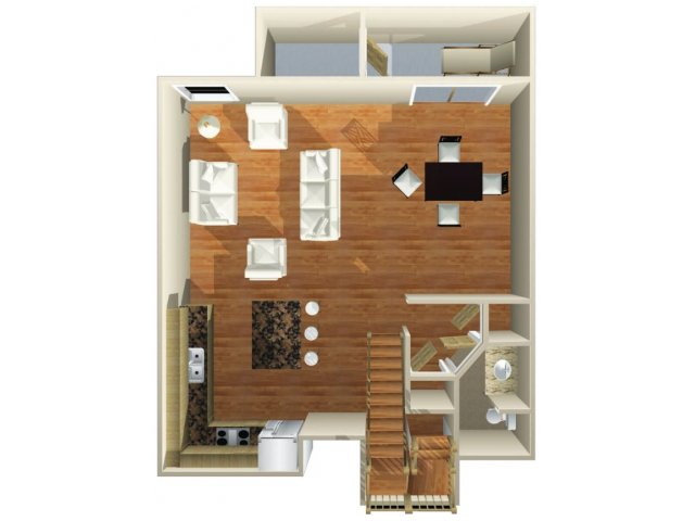 Floor Plan 27 | Dominion Post Oak