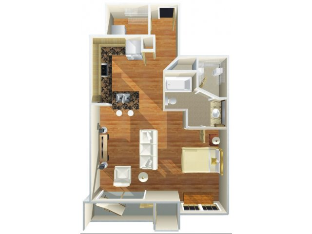 Floor Plan 2 | Dominion Post Oak